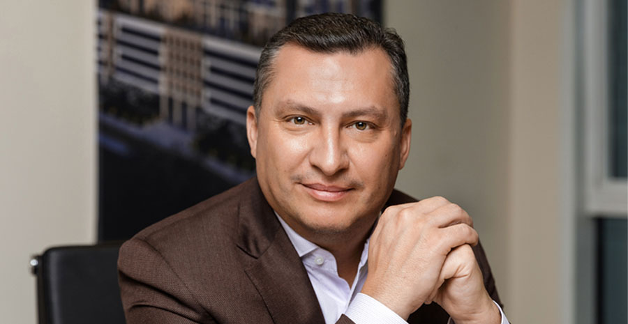 Construction at the expense of investors – a big problem of the Ukrainian real estate market. Serhii Kucher